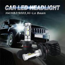 2016 2x Philips 180W 18000LM H4 9003 HB2 CSP LED Headlight High/Low Beam Bulbs