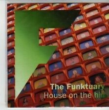(CH494) The Funktuary, House On The Hill - 2010 DJ CD