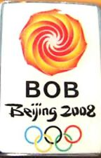 Beijing Limited Edtn Olympic Games BOB staff media pin