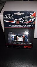 BIANTE 1/64 COURTNEY HOLDEN COMMODORE 2015 V8 SUPERCAR BROCK TRIBUTE TOWNSVILLE