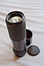 MINOLTA MD  ZOOM 100-200 MM F/5.6 TELEPHOTO LENS DIGITAL/FILM N.MINT COND
