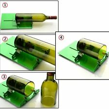 Glass DIY Bottle Cutter Stained Recycle Tool Wine Bottles Machine Beer Machine