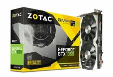 ZOTAC GeForce GTX 1060 AMP! 6GB 192-Bit GDDR5 Compact Dual-Fan Graphic Card