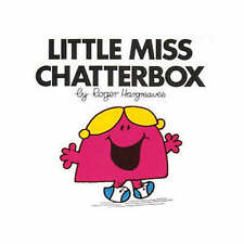 Little Miss Chatterbox (Little Miss Library), Hargreaves, Roger, Good Book