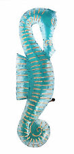 Steel SEA HORSE - Metal Wall Art - wall LAMPSHADE or decoration 60 cm high new