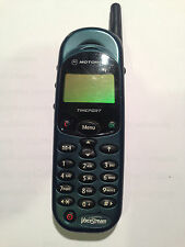 Motorola Timeport P7382 GSM Cellular Phone T-Mobile TMOBILE VoiceStream Cell