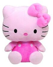 Hello Kitty Baby 15cm Plüsch Overall pink Kuscheltier Geschenk Neu 7140894