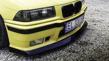 BMW 3 E36 M3 FATLIP FRONT LIP FRONT BUMPER SPOILER