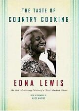 The Taste of Country Cooking by Edna Lewis (2006, Hardcover, Anniversary)