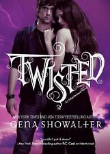 An Intertwined Novel: Twisted by Gena Showalter (2011, Hardcover / Hardcover)
