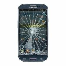 Glass Repair Replacement on Galaxy S3 Mail in Service