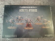 WARHAMMER 40K GENESTEALER CULTS ACOLYTE HYBRIDS - NEW & SEALED