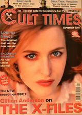 CULT TIMES AUSGABE 24 - LOST IN SPACE - GILLIAN ANDERSON ON X FILES - CT9