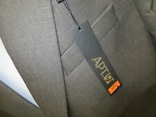 NEW NWT Mens Apt 9 sport coat blazer suit jacket 46R $200 gray light weight slim