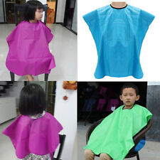 Kid Child Salon Hair Cut Cutting Hairdressing Hairdresser Barber Cape Gown Cloth