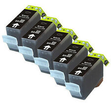 5P BLACK Ink Cartridge for PGI-220 Canon Pixma iP4600 MP560 MP620 MP640 MX870