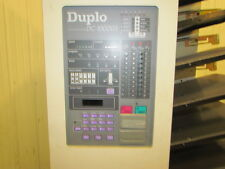 Duplo DC-10000S Collator System