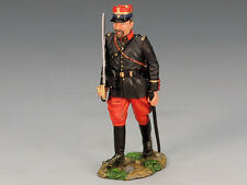 King and Country FW063 WW1 French Army Officer Marching MIB