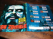 ROB ZOMBIE PAST PRESENT & FUTURE!!!!!!!!!RARE PRESS/KIT