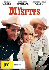 Misfits, The (NTSC Format DVD Region 4)