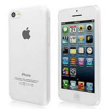 Clear Transparent Crystal Soft TPU Silicone Gel Cover Case Skin for iPhone 5C
