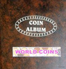 100 Coins from 100 Countries! + Folders + Stickers + Album