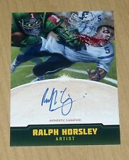 2015 Topps Mars Attacks Occupation KS autograph Ralph Horsley A3