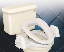 Boost Toilet Seat EZ Assist Lifting Chair Positioning Aid Helper Riser Lower