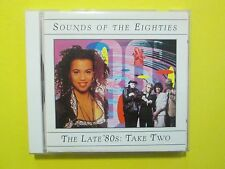 Time Life Sounds Of The Eighties The late 80's Take Two PERFECT DISC CD