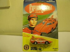 VINTAGE 1993 CAPTAIN SCARLET SPECTRUM CAR SEALED VIVID IMAGINATIONS NEW
