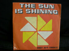 VINYL 45 T FRENCH SOUL RARE GROOVE – BOBBY BOYD CONGRESS : THE SUN IS SHINING +