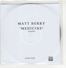 (GI511) Matt Berry, Medicine - 2013 DJ CD