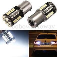 2x Weiß 1156 BA15S P21W 44 SMD LED Canbus Tagfahrlicht Lampe Bremslicht Blinker