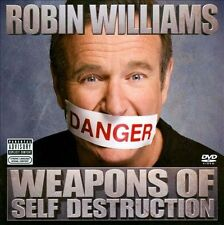 Weapons of Self Destruction [PA] by Robin Williams (Comedy) (CD, Mar-2010, 2...