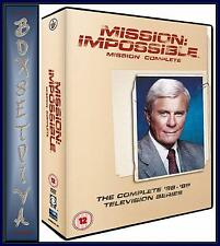 MISSION IMPOSSIBLE -MISSION COMPLETE -THE COMPLETE TV SERIES  **BRAND NEW DVD **
