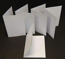 100 A4/A5 Blank Inkjet Matt/Matt Greeting Card Blanks 245gsm Heavy Weight Cards