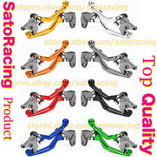 CNC Off-road Brake Clutch Lever For KTM 350SX-F/XC-F/XCF-W/EXC-F(SIX DAYS) 11-13