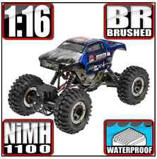 Redcat Racing Everest 1/16 Scale RC Control Rock Crawler 4X4 Monster Truck Blue