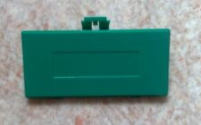 Cache Pile Vert - NEUF - pour Game Boy Pocket - Gameboy GBP - Battery cover