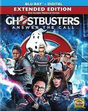 blu ray Ghostbusters Answer the Call