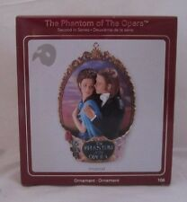 "Carlton Cards Ornament  ""Phantom of the Opera"" 2nd in Series American Greetings"