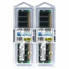 2GB KIT 2X 1GB PC2700 333 MHZ APPLE eMac G4 M9425LL/A M9834LL/A A1002 MEMORY RAM