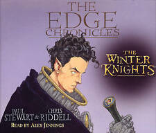 "NEW ""The Winter Knights"" Paul Stewart & Chris Riddell 3CD Audio book"