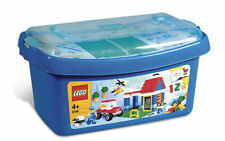 LEGO 6166 Brick Box with 405 Pieces New in Factory Sealed Container!!