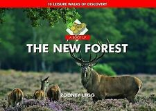 Legg, Rodney A Boot Up the New Forest Very Good Book