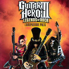 GUITAR HERO III CD w/ RARE MARILYN MANSON REMIX SLASH AFI Rise Against Flyleaf