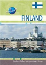 NEW - Finland (Modern World Nations (Hardcover)) by Phillips, Douglas A