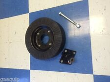 """NEW ROTARY CUTTER/MOWER TAILWHEEL COMPLETE W/FRICTION HUB, 1"""" AXLE BOLT BRUSHHOG"""