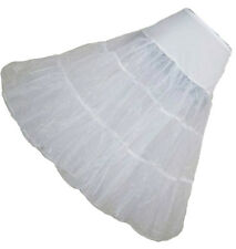 NORIVIIQ Retro Underskirt Swing Petticoat Rockabilly 50s Tutu Net Skirt UK SHIP