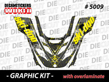 99-03 SKI DOO SNOWMOBILE ZX SK SLED  WRAP GRAPHICS KIT DECAL STICKERS 5009